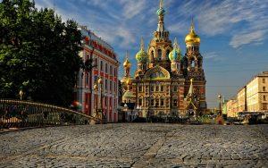 Quand partir à Saint-Pétersbourg, Russie