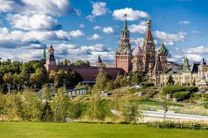 Visiter Moscou
