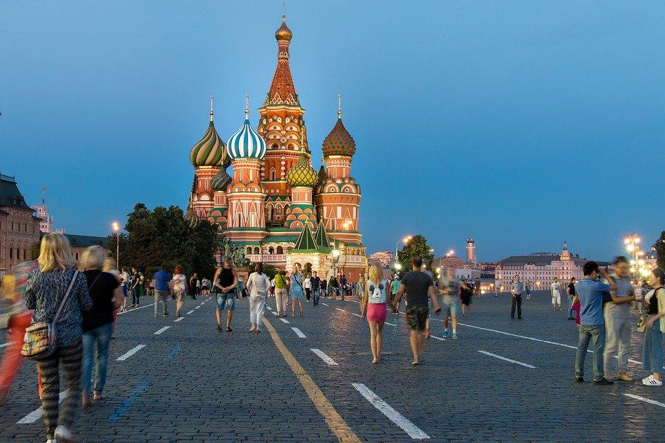 Croisière Moscou